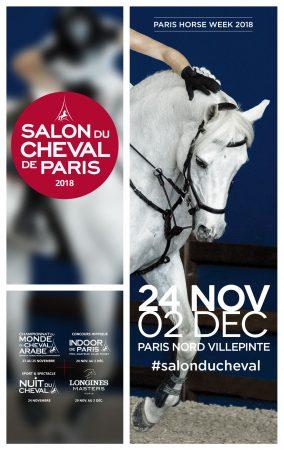 Salon du cheval 2018 de paris week end for Salon du cycle paris 2018